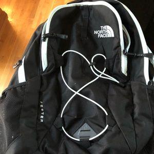 Black Jester Northface Backpack